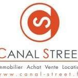 Canal Street Immobilier