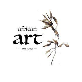 African Art Mysteries | Minimalist wall-art decor