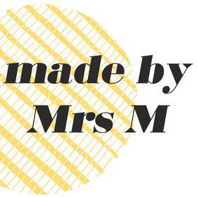 Made By Mrs M | Textile Design, Pattern & Illustration
