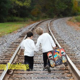 Mommy Ramblings-Carolyn Matri-Kavarnos