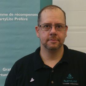 Marcel Robidoux Conseiller indépendant/Bâtisseur d'équipe PartyLite