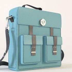 THE CASH BAG ANTI-THEFT CARRYING BAG
