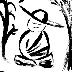 Little Smiling Monk