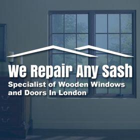 We repair any sash