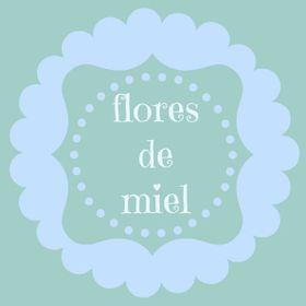 Flores de Miel Crochet