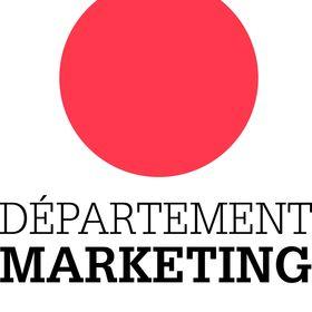 Département Marketing