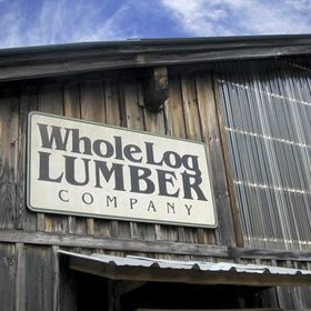 WHOLE LOG LUMBER