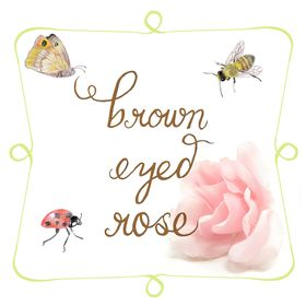 Brown Eyed Rose