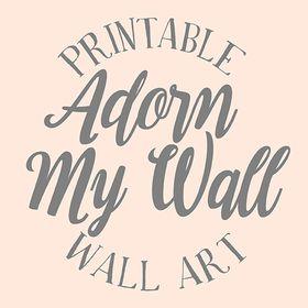 Adorn My Wall