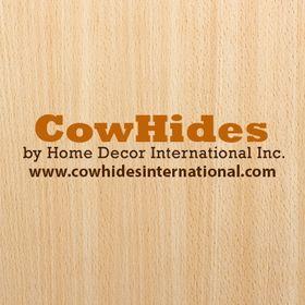 Cowhidesinternational By Home Decor