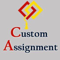 Custom assignment