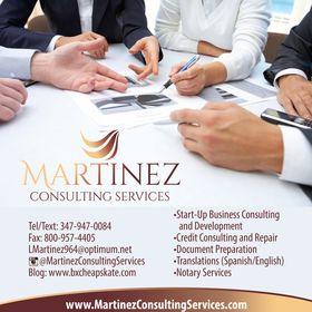 Martinez Consulting Services Corp.