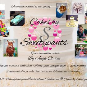 Cakes by Sweetypants (Angie Claxon)