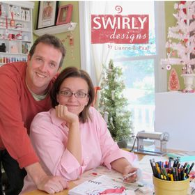 Swirly Designs: A Creative Holiday Studio