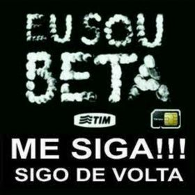 TimBeta Beta ajuda Beta SDV