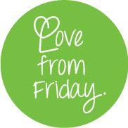 Love from Friday (Jane Hudson)