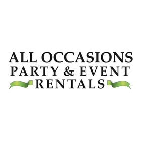 All Occasions Party & Event Rentals Inc.