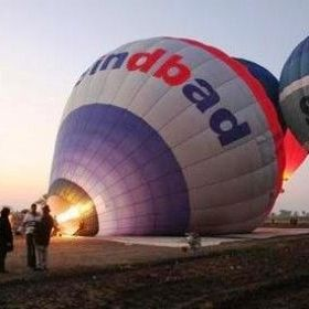 Sindbad Hot Air Balloons Dubai