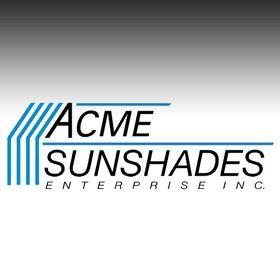 Acme Sunshades Enterprise, Inc.
