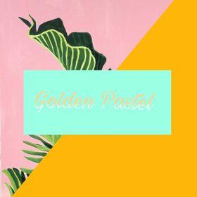 Golden Pastel