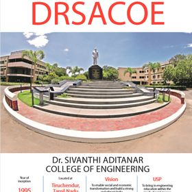 Dr.SIVANTHI ADITANAR COLLEGE OF ENGINEERING