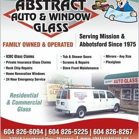 Abstract Auto & Window Glass Ltd.