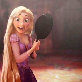 Princess Tangled