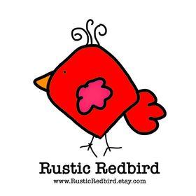RusticRedbird by Becky Harris