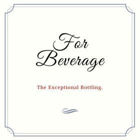 For Beverage