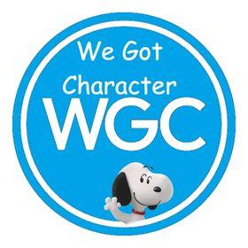 We Got Character