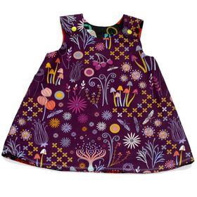mini monaxle fabric baby goods