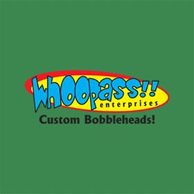 Whoopass Enterprises - Custom Bobbleheads
