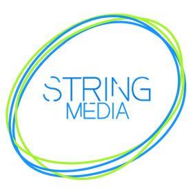 String Media (stringmedia) on Pinterest