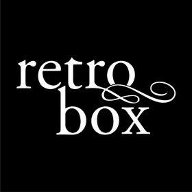 retrobox graphic design