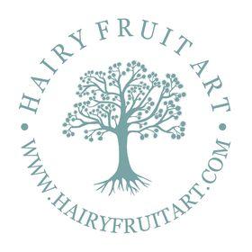 Hairy Fruit Art