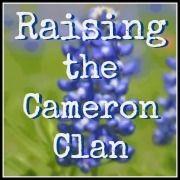 Aimee  @ Raising the Cameron Clan