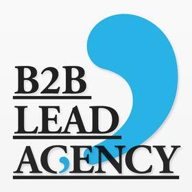 B2B Lead Agency
