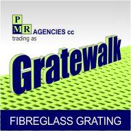 Gratewalk Fiberglass Grating