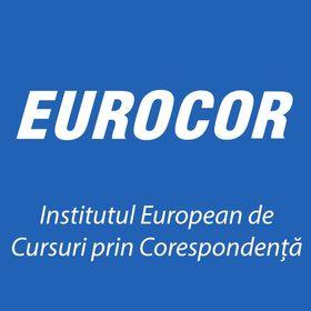 EUROCOR - Cursuri prin Corespondenta