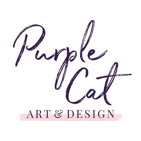 Purple Cat Art & Design