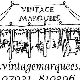 Vintage Marquees