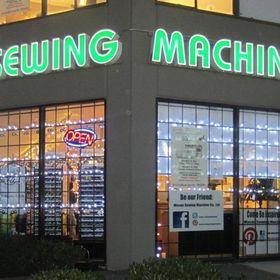 Mason Sewing Machine