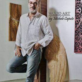 wood art by michele caputo