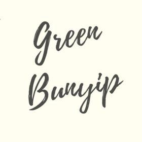 The Green Bunyip