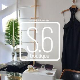 S.6 (suite 6 boutique)
