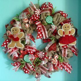 Mesh Wreaths 'N More