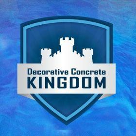 Decorative Concrete Kingdom
