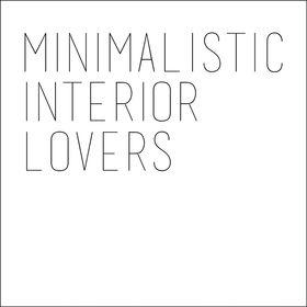 MinimalisticInterior Lovers