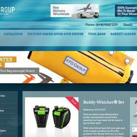 KFD Group   Diving Equipment