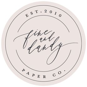 Fine and Dandy Paperie, LLC